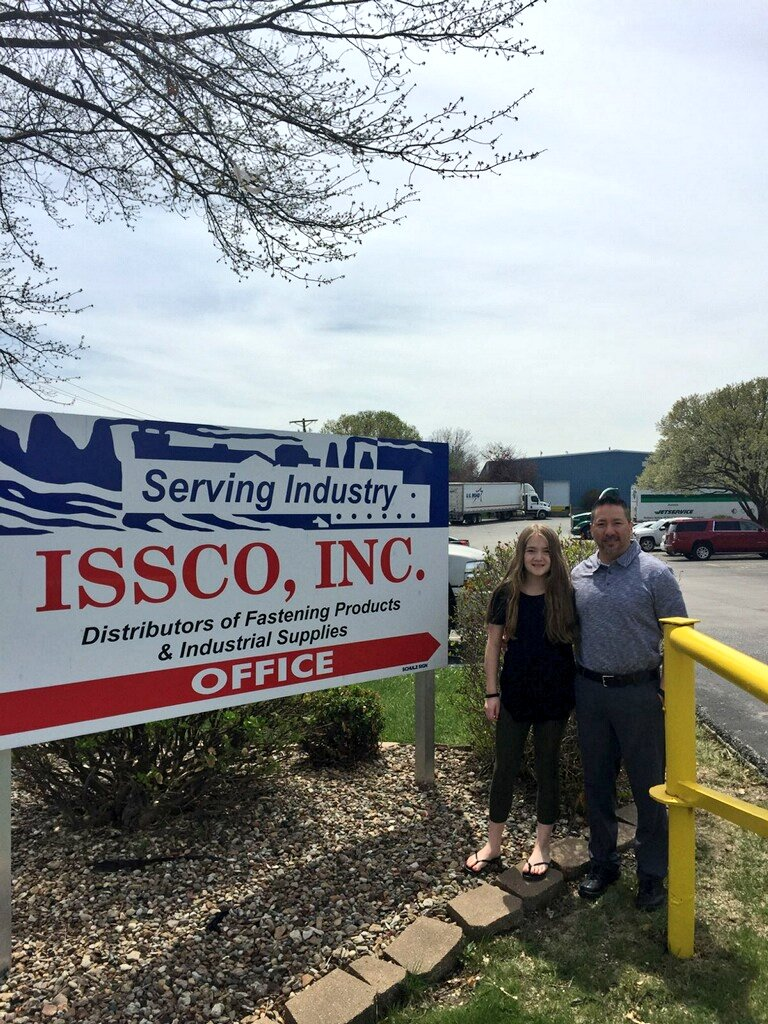 ISSCO Welcomes Bring Your Child to Work Day