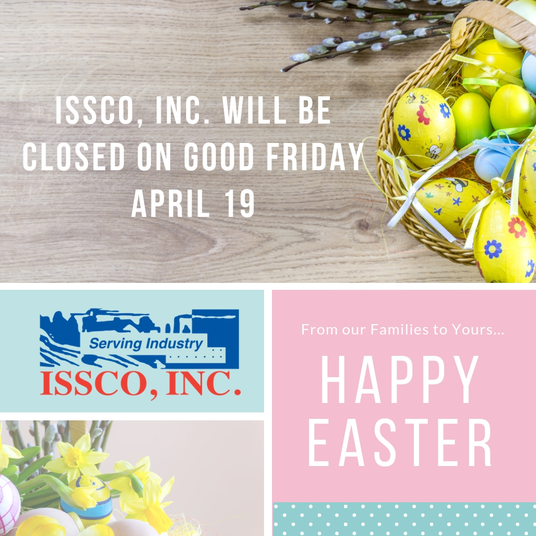 ISSCO GoodFriday