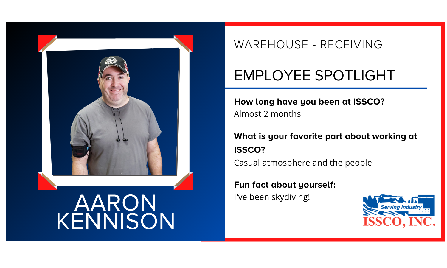 July Employee Spotlight