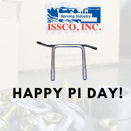 Happy PI Day from the ISSCO Crew