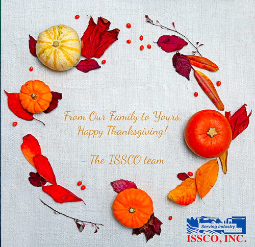 Thanksgiving ISSCO