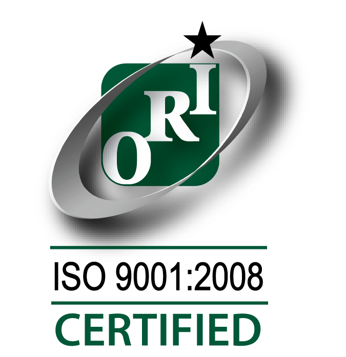 Orion 9001 Certified